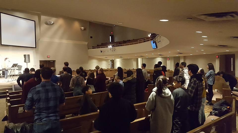 2016년 11월27일 Adoration Worship Service
