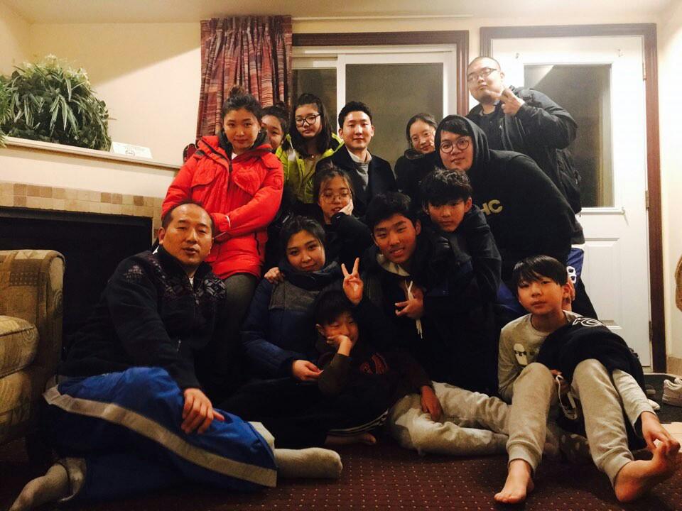 2016년 겨울캠프 @ 블루마운틴 1차