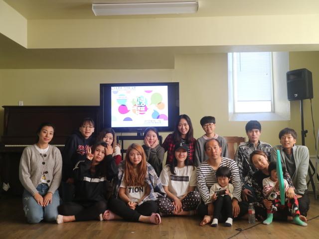 2017년 2차 힐링캠프 '거룩한 교환' 2