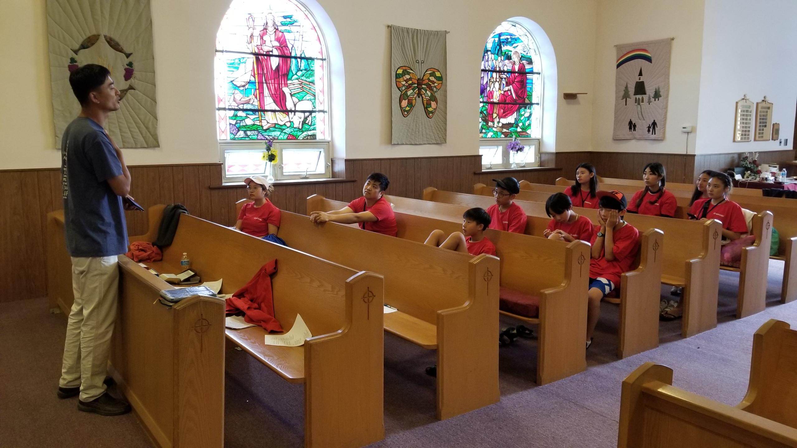 캐나다 원주민 선교 김근주 선교사님 2018년 8월기도편지