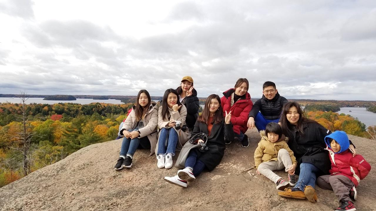 2018 가을 단풍여행2 'Muskoka Lake & 크램베리 축제'