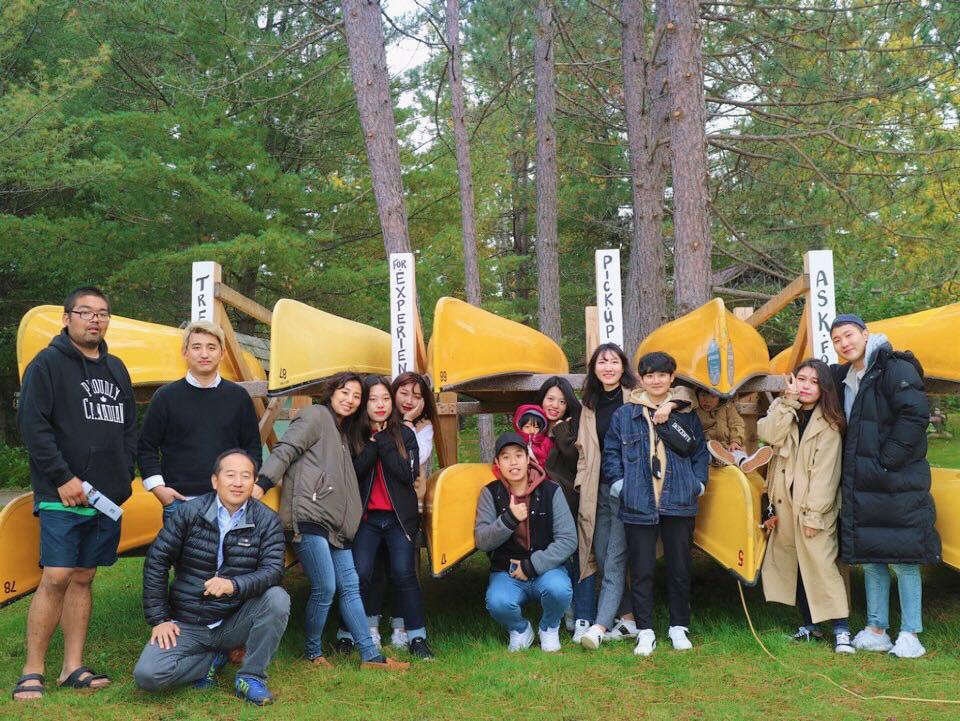 2018 가을 단풍여행1 'Algonquin park'