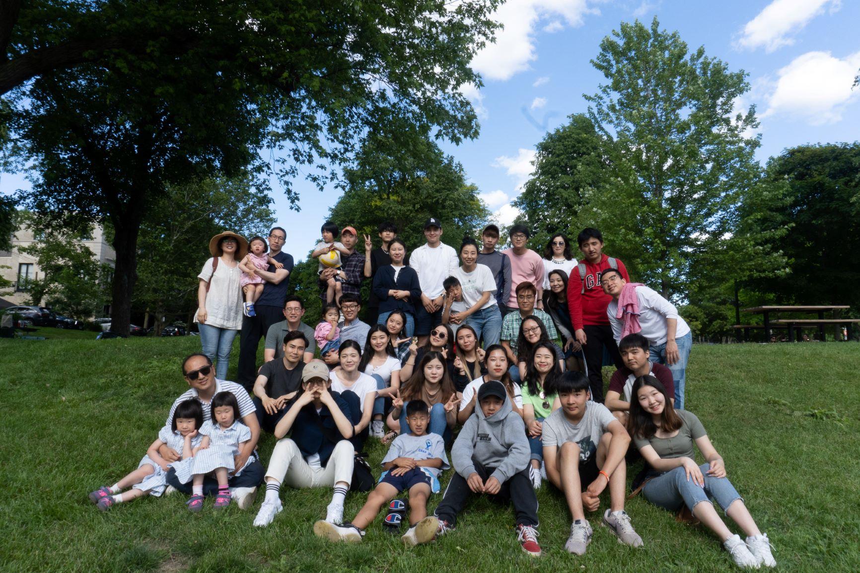 2019 여름 야외예배 사진
