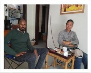 에디오피아 박종국 장은혜 선교사 기도편지 (2019-12)